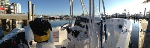 Our Tidewater Before the Dive