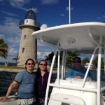 The Lighthouse at Boca Chita Key